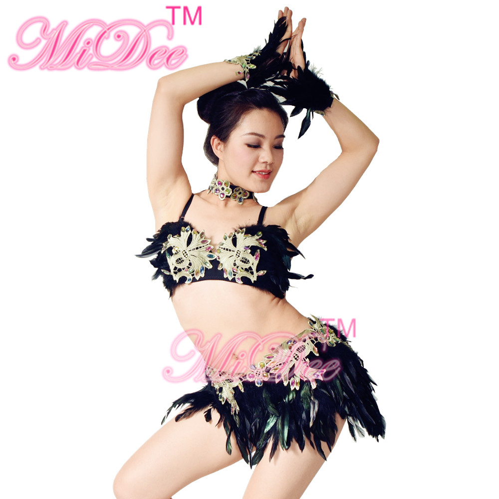 fec0f16f932eb Women Sexy Belly Dance Pole Dance Dress Enthusiast Night Club Costumes  Salsa Rumba Dance Costumes-in Latin from Novelty & Special Use on  Aliexpress.com ...