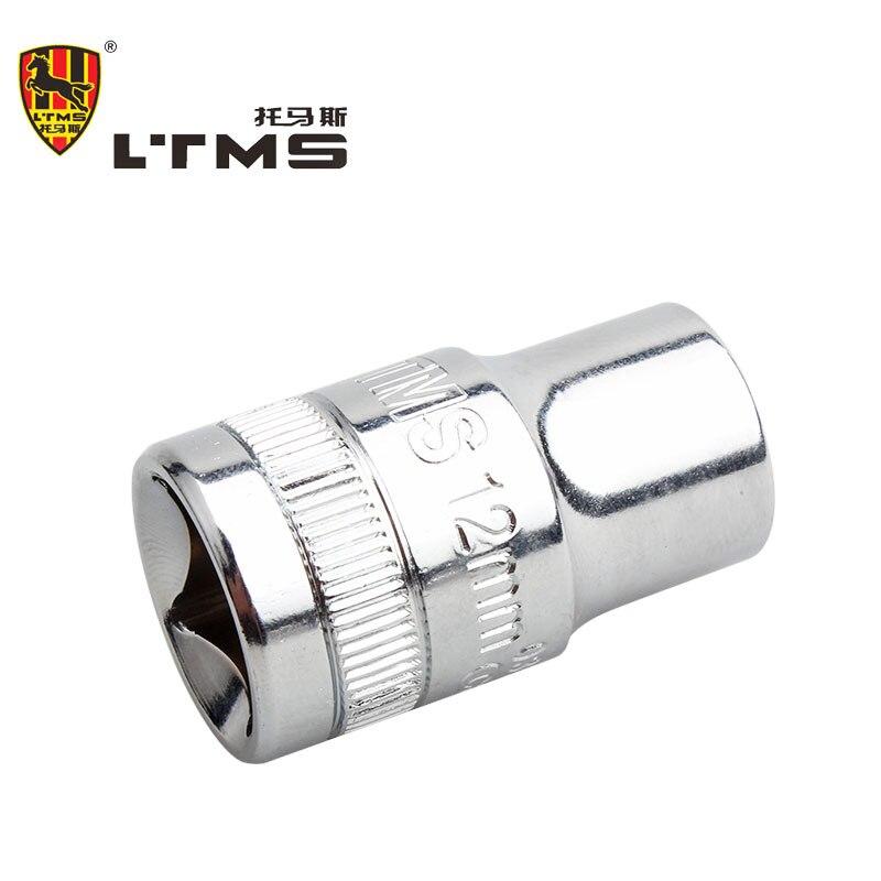 High Quality 12mm Hexagon Magnetic 1/2 Sleeve Hex Socket Head Screwdriver Tapping Drill Chrome Vanadium Steel Connector Rod Head  цены
