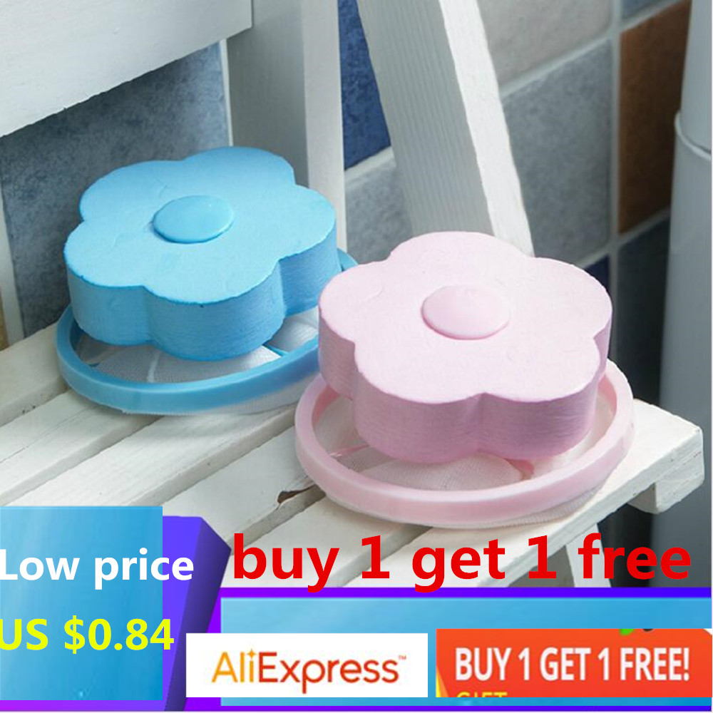 Washing Machine Floating Filter Mesh Bag Filter Hair Removal Device Cleaning Decontamination Laundry Ball Buy A Free To Send A/3