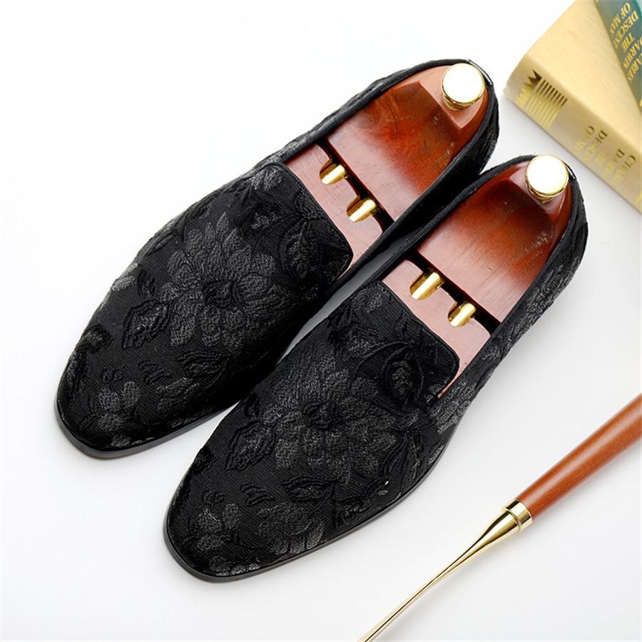 メンズフォーマルな靴革男性ドレスオックスフォードシューズドレッシング結婚式ビジネスオフィス靴男性 zapatos デ hombre  グループ上の 靴 からの 正式な靴 の中 3