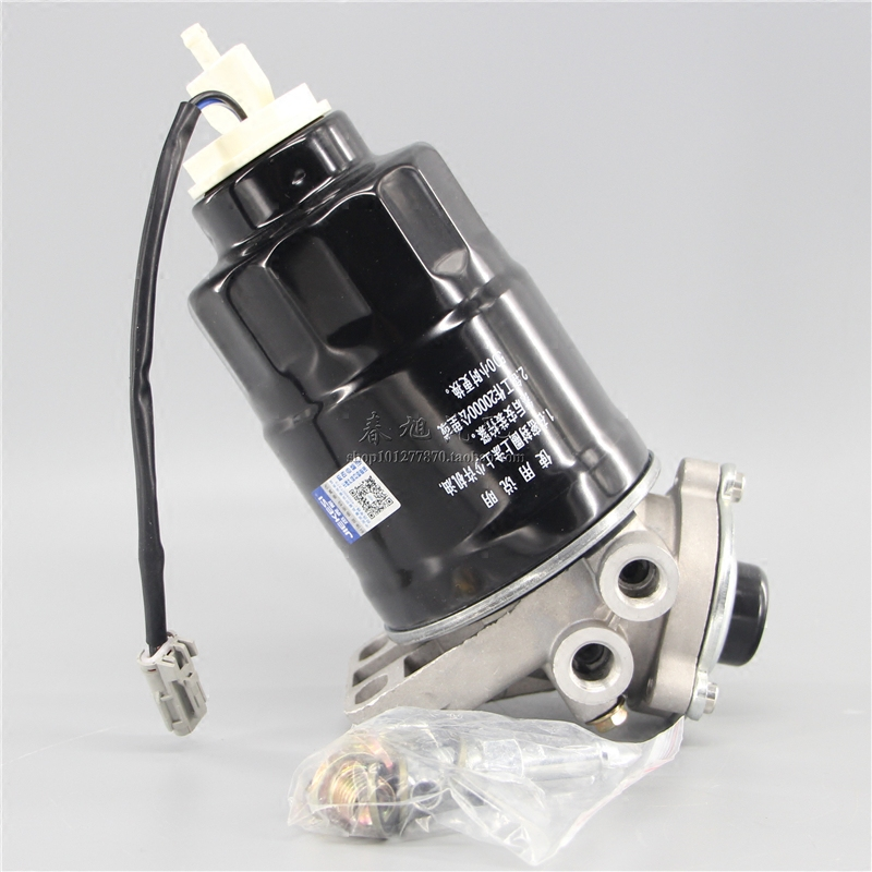 AUTO truck tractor fuel diesel filter assembly for Dongfeng bus FS1416 new auto ac condenser for coaster bus