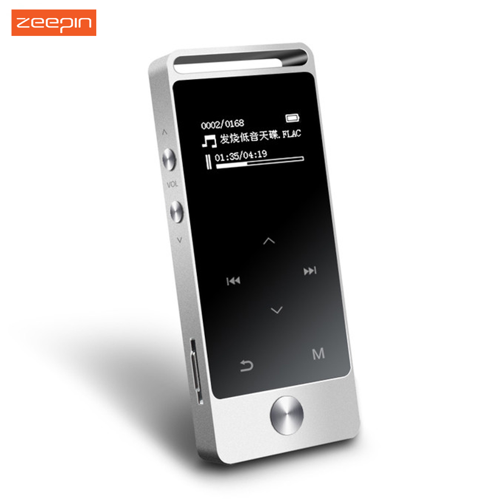 benjie s5 loed touch screen mp3 player 8gb digital voice. Black Bedroom Furniture Sets. Home Design Ideas
