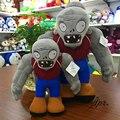 Venda Hot Plants VS Zombies Suave Plush Toy Boneca 35 cm Gargantuar Zumbi PVZ Stuffed toy presente Boneca de Pelúcia para o bebê crianças