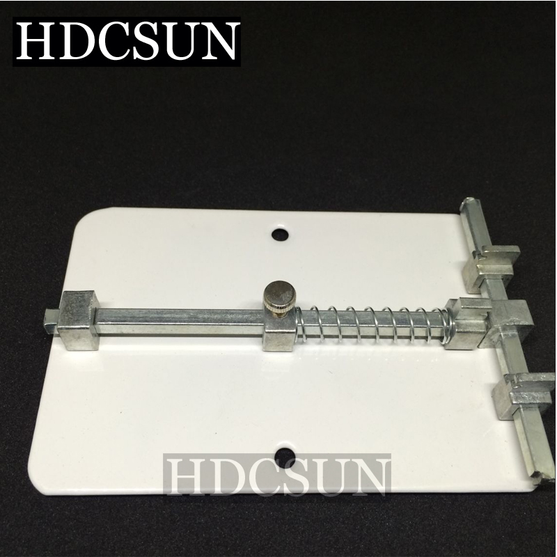 FREE SHIPPING!! For iPhone Cell Phone Mobilephone PCB Holder, PCB Jig, PCB fixture, universal used BGA rework station universal bga pcb bracket clamp 500x300x160mm pcb holder luxury fixture jigs for bga rework station