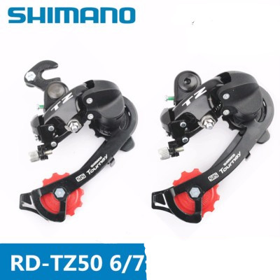 Shimano Tourney RD-TY300 Rear Derailleur 6//7Speed Direct Mount Mountain Bicyle