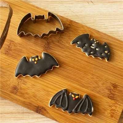 Batman Cookie Cutter (Stainless Steel)