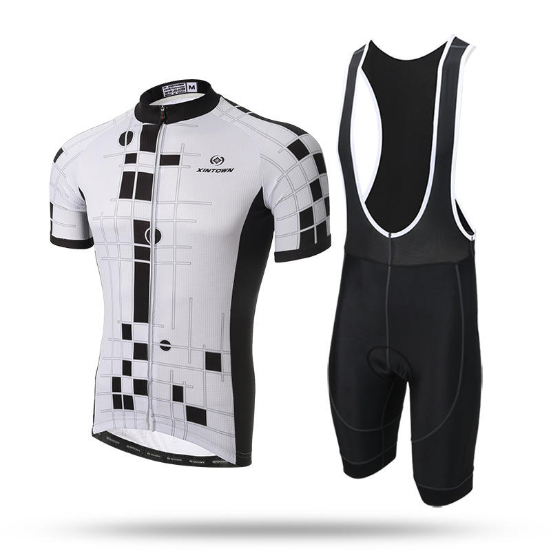 Ropa Ciclismo Mujer Men Real Cycling Clothing Ropa Ciclismo The Jersey Short Strap Set 2017 New Summer Sleeved Suit Male dali 16 1 16б