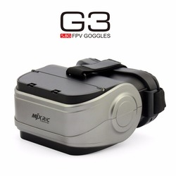 MJX G3 5.8G FPV Goggles VR Glasses Video for MJX D43 FPV Receiver Monitor Bugs 6 Bugs 8 B6 B8 RC Racer Drone Quadcopter