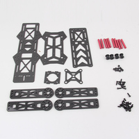 100 Brand New And High Quality Portable Design Product Carbon Fiber 4 Axis 250mm Mini FPV