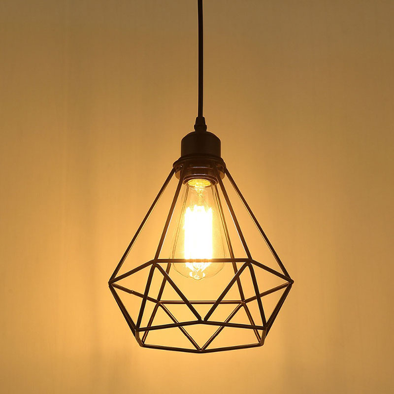Free shipping vintage tieyi pendant lamp cover American style pendant light for parlor 2012 hot sell lighting tieyi gourd pendant light modern fashion tieyi mdp100601 18a free shipping