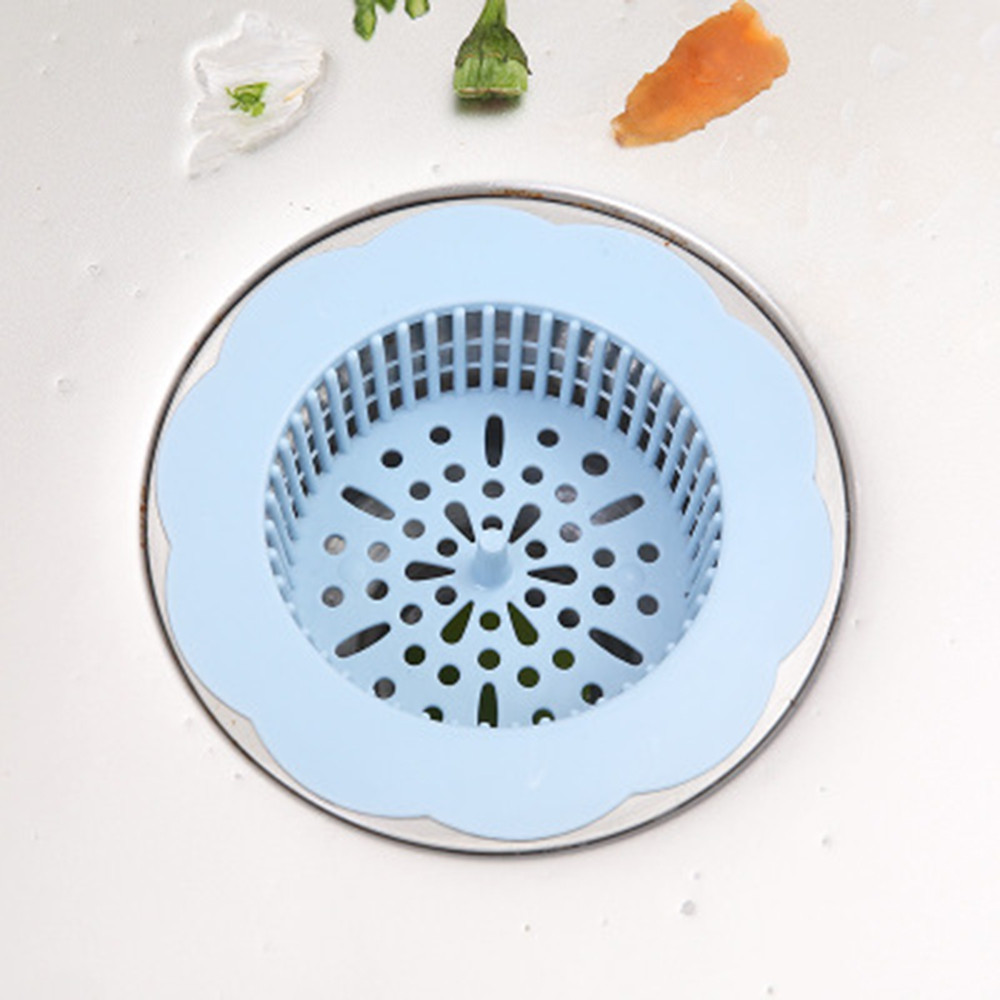 Сетка для стока раковины фильтры для раковины кухня анти засорение пластиковая раковина очистка труб мусора сетка волосы в ванной дуршлаг фильтр