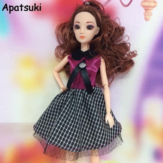 Black dollhouse dress