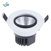 24pcs/lot Bright Dimmable led downlight COB Ceiling Spot Lights 20W LED ceiling Recessed lamp 4000K Indoor Lighting