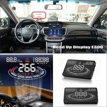 For Honda Accord 2008-2015 - Car HUD Head Up Display  - Saft Driving Screen Projector Refkecting Windshield car hud head up display for bmw 7 e65 e66 e67 e68 f01 f02 refkecting windshield screen saft driving screen projector
