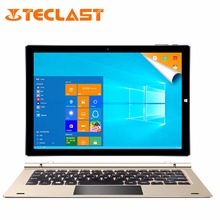 "Teclast Tbook 10s Windows 10+Android 5.1 Intel Cherry Trail Z8350 Quad Core 4G RAM+64G ROM 1920*1200 IPS 10.1"" 2 in 1 Tablet PC(China)"