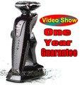 W533 3d Lavable Recargable Barba Trimmer Máquina de Afeitar Para Hombres Razor máquina de Afeitar Eléctrica