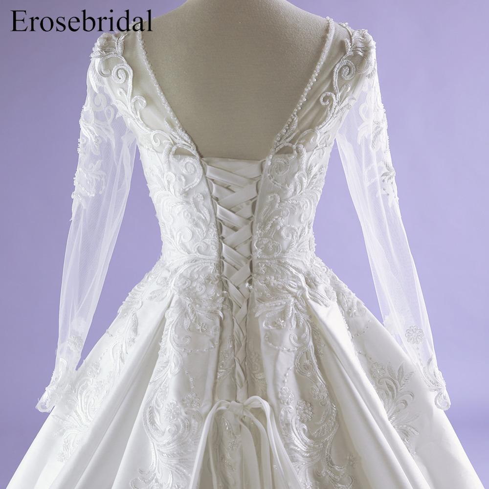 48e3945255962 White Vintage Bridal Dress - Gomes Weine AG