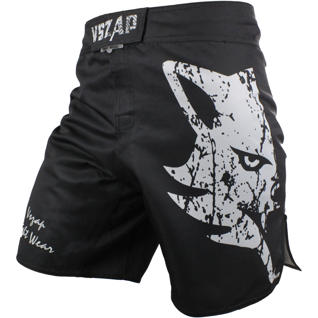 MMA shorts kick muay thai shorts VSZAP GIANT fight poison comprehensive combat male fitn ...
