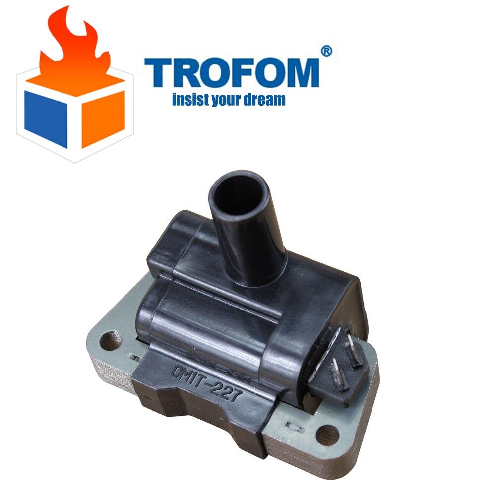 Auto ignition coil for nissan frontier xterra altima sentra toyota previa 1 6 2 0 2 4 l 22433