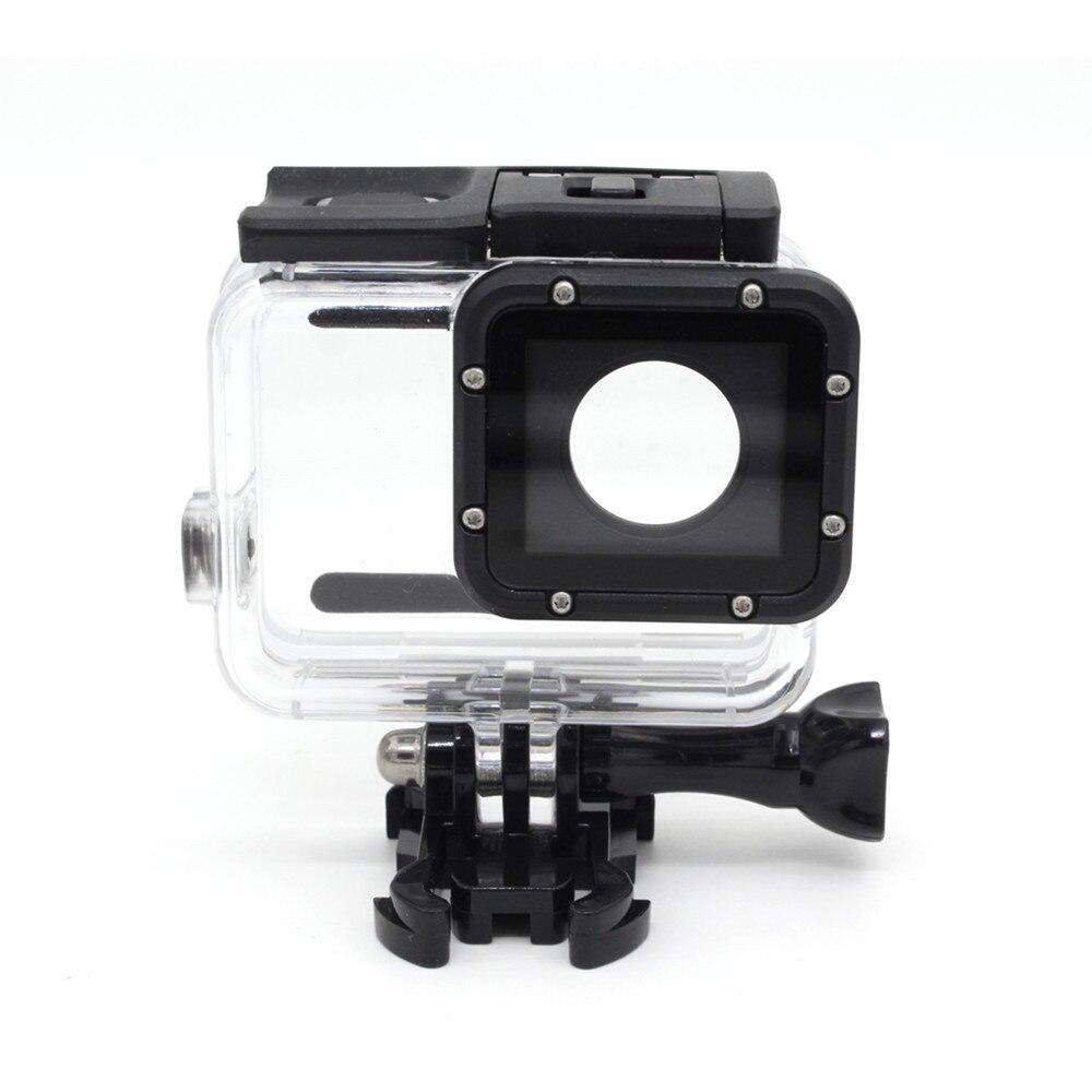 30 M Dokunmatik Ekran Gopro Hero 6 Için Su Geçirmez Konut Case 5 - Kamera ve Fotoğraf - Fotoğraf 5