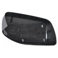 Mayitr 1pcs High Quality Right Side Car Wing Mirror Shell Cover For BMW 5 6 Series