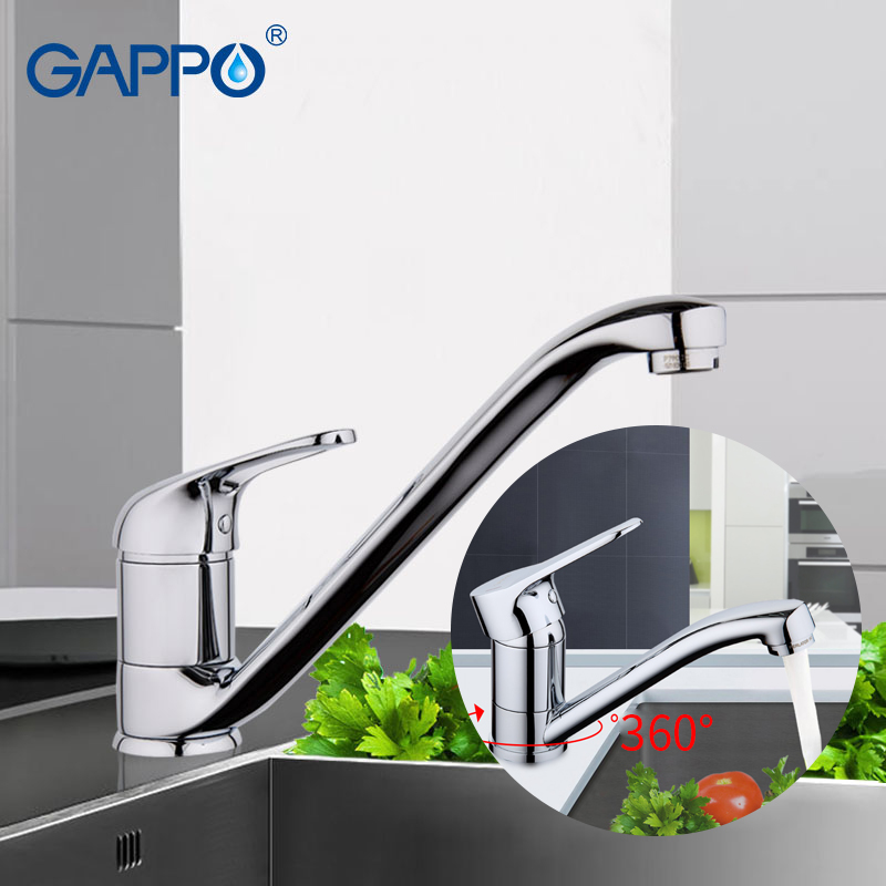 GAPPO robinet D'eau robinets De Cuisine En Laiton évier de cuisine robinet cuisine mitigeur robinet En Bronze d'eau torneira cozinhaGA4536