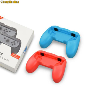 Image 3 - 2PCS For Nntend Switch ABS Joystick Grip Handle Joypad Stand Holder For Nintend Switch NS Left Right Joy Con Joycon Controller