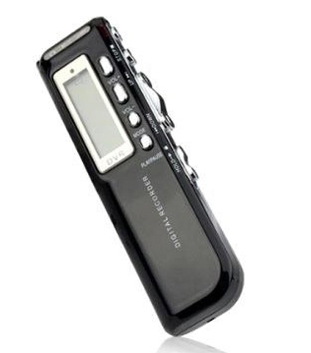 Фирменная Новинка голосовой активации 8 ГБ Поддержка телефон Запись Цифровые диктофоны диктофон Pen