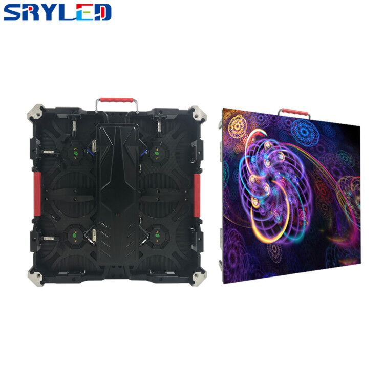 16ft X 9ft P3.91 Outdoor Giant Video Wall Panel Led Display Screen