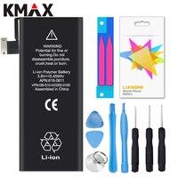 KMAX Nieuwe Hoge Mobiele Telefoon Interne Vervangende Batterij 1560 MAH Capaciteit + Telefoon Reparatie Kit Tools Voor Iphone 5 S/C Zwart