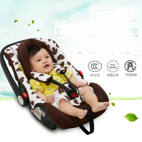 Child Car Safety Seats baby safety car basket portable adjustable ...