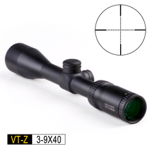 DISCOVERY Hunting Riflescope VT-Z 3-9X40 Long Eye Relief Mildot Reticle Come With Free Scope Mount