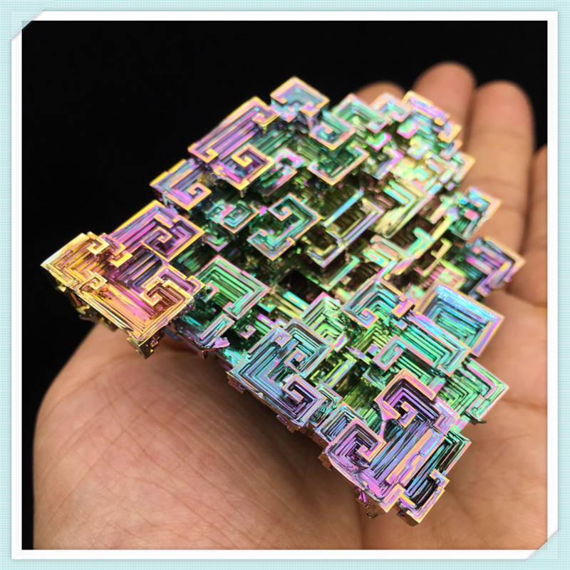 Bismuth Crystals 155g Bismuth Metal crystal Bismuth Crystals 155g Bismuth Metal crystal