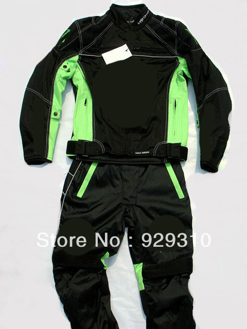 2013 NEWLatest summer clothing suits racing suits Textile Motorcyle Racing jacket and Pants all Size