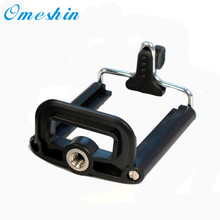 Hot Selling High Quality New Smart Phone Stand Clip Bracket Holder Tripod Monopod Mount Adapter Factory price Dec16