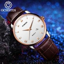 Relogio Masculino 2019 OCHSTIN Fashion Brand Mens Watches Full Steel Business Quartz Clock Military Sport Waterproof Watch Men
