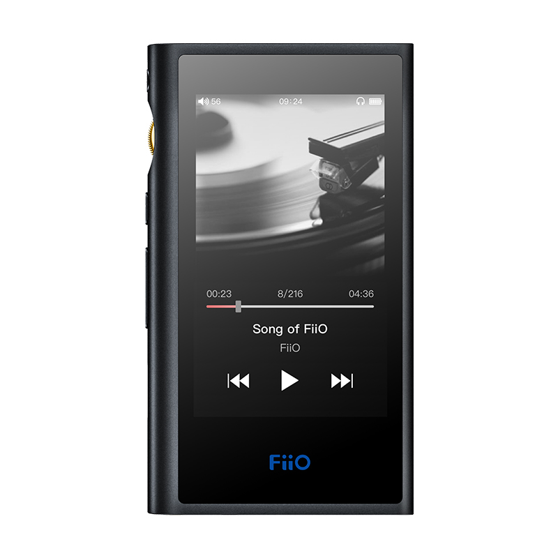 FiiO Android-based M9 HIFI Music MP3 Player with Balanced Output/Support WIFI/Air Play Bluetooth 4.2 aptx-HD/LDAC DSD128 USB DAC image