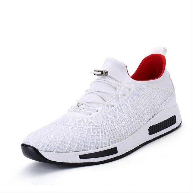 6afdd7a6 casual shoes men 2017 new breathable Sneakers for men zapatillas deportivas  hombre tenis masculino esportivo mens walking shoes