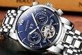 42 мм Sangdo 2017 новые модные автоматические самовсасывающие сапфировые кристаллы высококачественные механические наручные часы Мужские часы ...