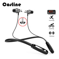 Original IPX4 Rated Sport Bluetooth Earphone For Phone Wireless Bluetooth Headset With Mic Wireless Earphones