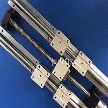 Der fabrik 6 sätze SBR16-300/900/1100mm linearführungen + 3 sätze 1605 kugelgewindetriebe + 3 sätze BKBF12 + 3 stücke DSG16H + 3 stücke 8x10mm koppler