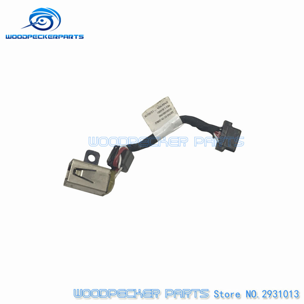 GENUINE DELL XPS 13 ULTRABOOK DC-IN CHARGER CABLE HARNESS JACK NVR98
