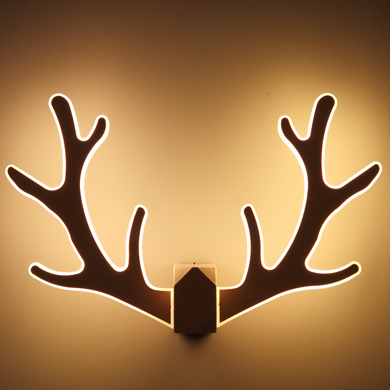 Nordic Mdoern LED Wall Lamp For Living Room Bedroom Reading Light Corridor Hotel Decoration Indoor Lighting