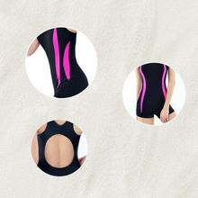 Figure-Flattering Swimsuit One-Piece Swimwear