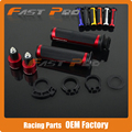 BARRACUDA 7/8'' CNC Aluminum Motorcycle Handle Bar CAPS Plugs Handlebar Grips End Fit for CB1000 CBR400 CB250 CBR600 VETC