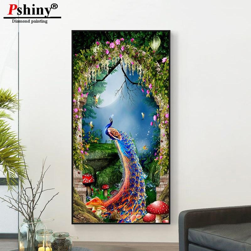 Pshiny 3d diy διαμάντι κεντήματα - Τέχνες, βιοτεχνίες και ράψιμο - Φωτογραφία 1