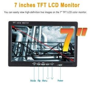 "Image 5 - Syanspan 7 ""무선 와이파이 20/50/100 m 파이프 검사 비디오 카메라, 드레인 하수도 파이프 라인 산업용 내시경 지원 안드로이드/ios"