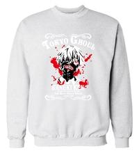 Tokyo Ghoul Men Sweatshirt Ken Kaneki Hoodie