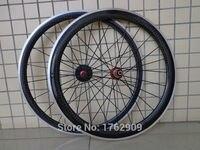 أحدث 700c الجبهة 38 ملليمتر + خلفي 50 ملليمتر الحافات الفاصلة wheelsets دراجة ألياف الكربون الطريق الدراجة 12 كيلو مع سبيكة الفرامل سطح السفينة مجانية