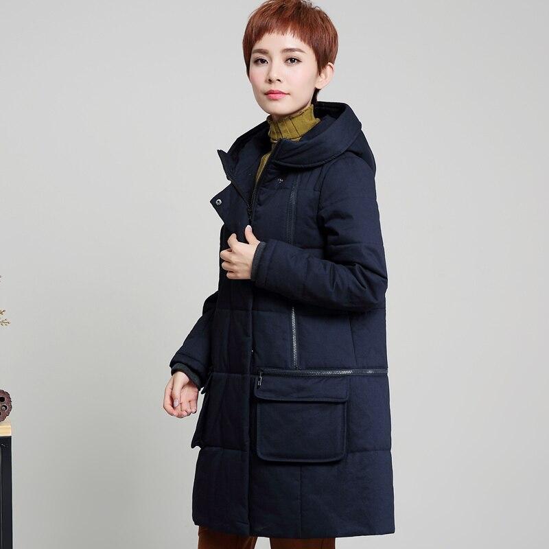 Yagenz Mince Blcka Coton 2017 Hiver Grande Longue Coréenne green Veste Version Dans Taille Dames Moyen Nouvelle D'âge De La Vêtements Épaississement qqafHXxSrw